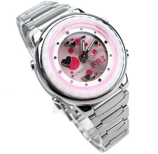 Moteriškas Casio laikrodis LAW-25D-4A Paveikslėlis 2 iš 2 30069500432