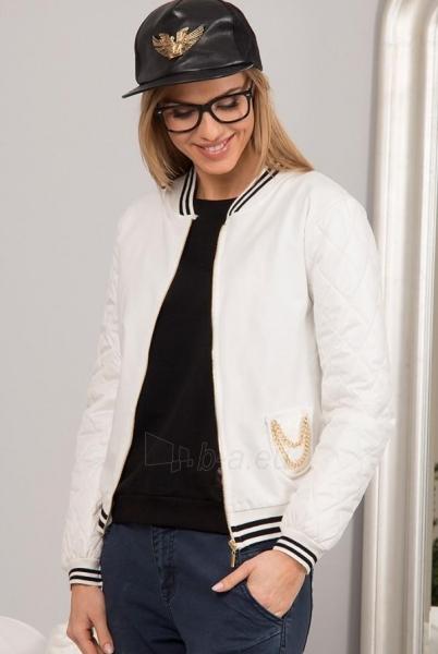 Moteriškas džemperis Yveso (kreminės spalvos) Paveikslėlis 1 iš 5 310820033792