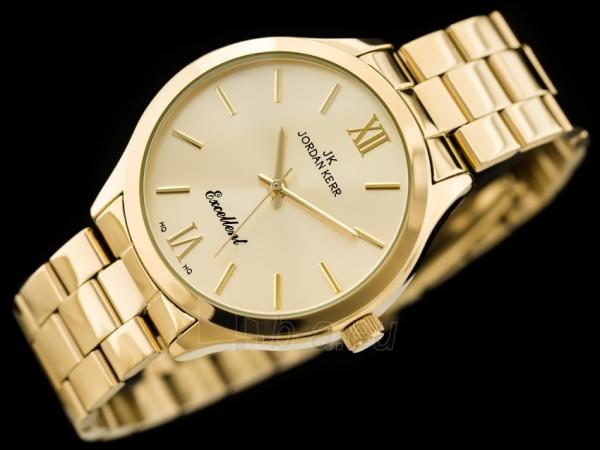 Moteriškas Jordan Kerr laikrodis JK16306A Paveikslėlis 2 iš 6 310820045642