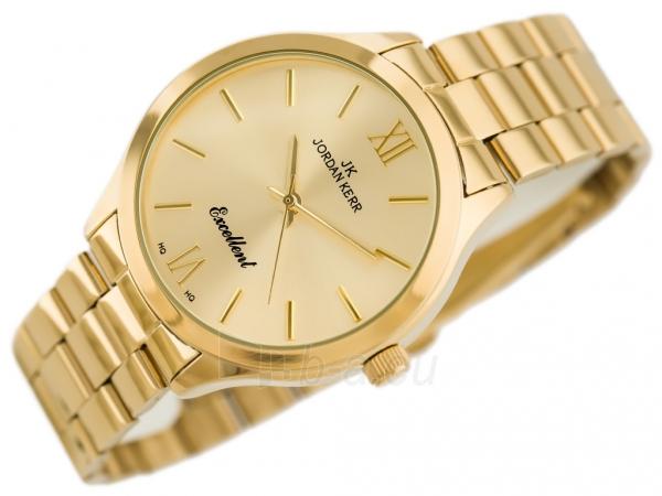 Moteriškas Jordan Kerr laikrodis JK16306A Paveikslėlis 6 iš 6 310820045642
