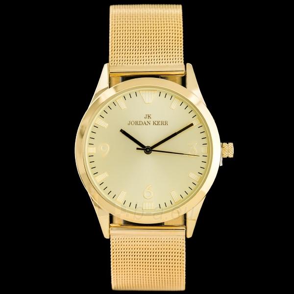 Moteriškas JORDAN KERR laikrodis JK163AG Paveikslėlis 1 iš 10 310820086543