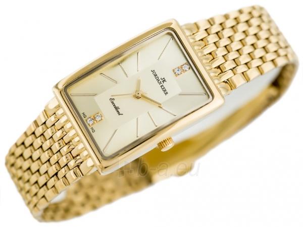 Moteriškas Jordan Kerr laikrodis JK16458A Paveikslėlis 6 iš 6 310820045640