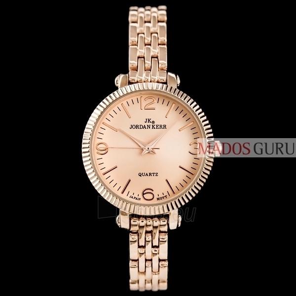 Moteriškas Jordan Kerr laikrodis JK6971RG Paveikslėlis 1 iš 1 30069505209