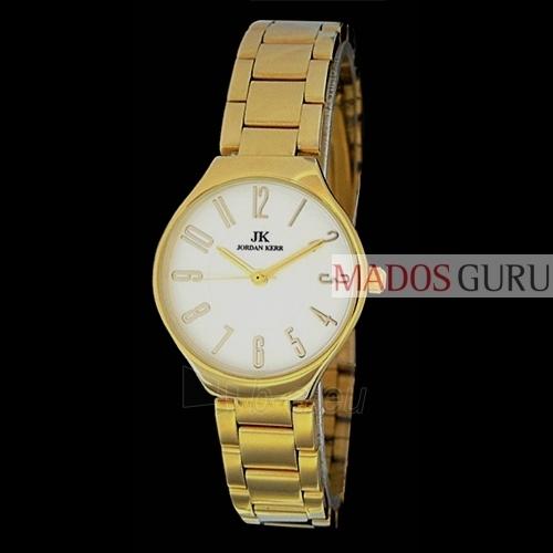 Moteriškas Klasikinis Jordan Kerr laikrodis JK4073A Paveikslėlis 1 iš 1 30069501811