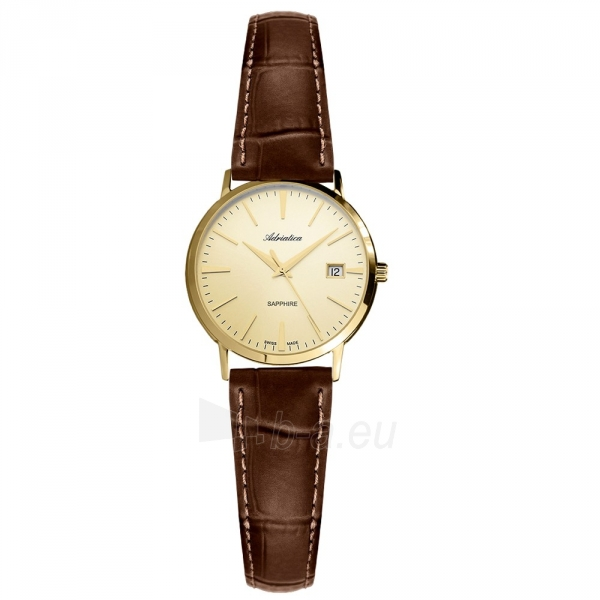 Moteriškas laikrodis Adriatica A3143.1211QS Paveikslėlis 1 iš 1 310820180123