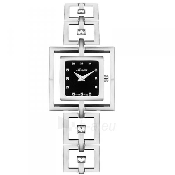 Moteriškas laikrodis Adriatica A3592.5146QZ Paveikslėlis 1 iš 6 30069505638
