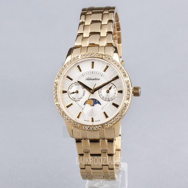 Moteriškas laikrodis Adriatica A3601.1113QFZ Paveikslėlis 1 iš 6 30069505640