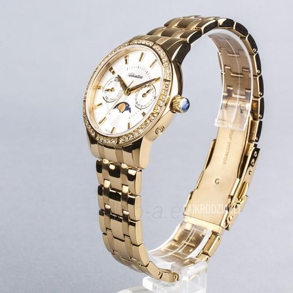 Moteriškas laikrodis Adriatica A3601.1113QFZ Paveikslėlis 6 iš 6 30069505640