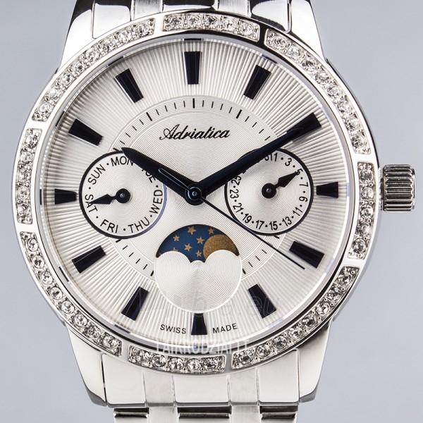 Women's watch Adriatica A3601.51B3QFZ Paveikslėlis 5 iš 6 30069505641
