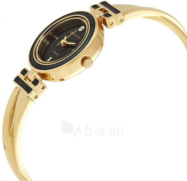 Moteriškas laikrodis Anne Klein AK/2622BKGB Diamond Paveikslėlis 2 iš 3 310820176562