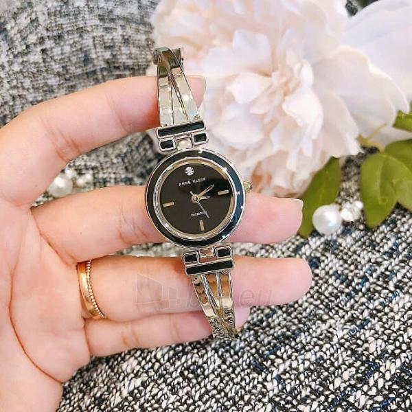 Moteriškas laikrodis Anne Klein AK/2622BKGB Diamond Paveikslėlis 3 iš 3 310820176562