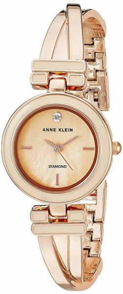 Sieviešu pulkstenis Anne Klein AK/2622LPRG Diamond Paveikslėlis 1 iš 1 310820176561