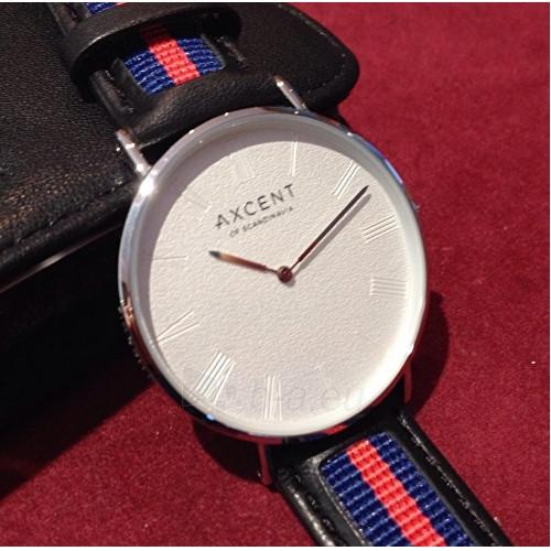 Moteriškas laikrodis Axcent of Scandinavia Career X57204-01 Paveikslėlis 2 iš 2 310820028010