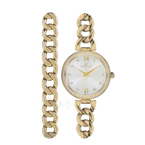 Moteriškas laikrodis BELMOND CRYSTAL CRL574.130 Paveikslėlis 2 iš 2 310820106664