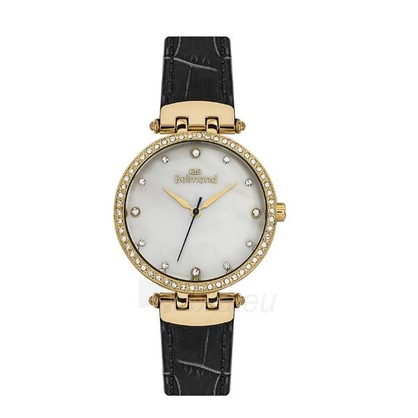 Moteriškas laikrodis BELMOND CRYSTAL CRL736.121 Paveikslėlis 1 iš 2 310820106652