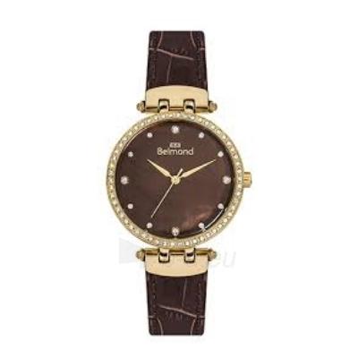 Moteriškas laikrodis BELMOND CRYSTAL CRL736.142 Paveikslėlis 1 iš 2 310820106665
