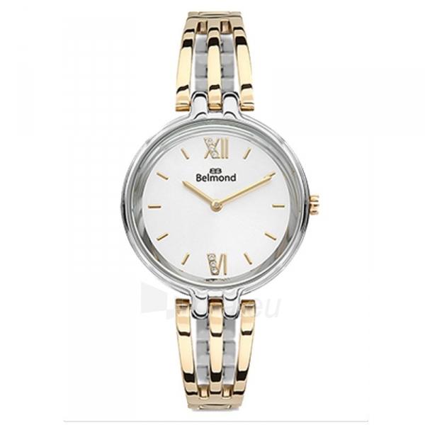 Moteriškas laikrodis BELMOND CRYSTAL CRL754.230 Paveikslėlis 2 iš 2 310820106632