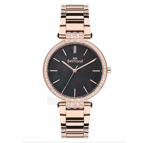 Moteriškas laikrodis BELMOND CRYSTAL CRL756.450 Paveikslėlis 2 iš 2 310820106639