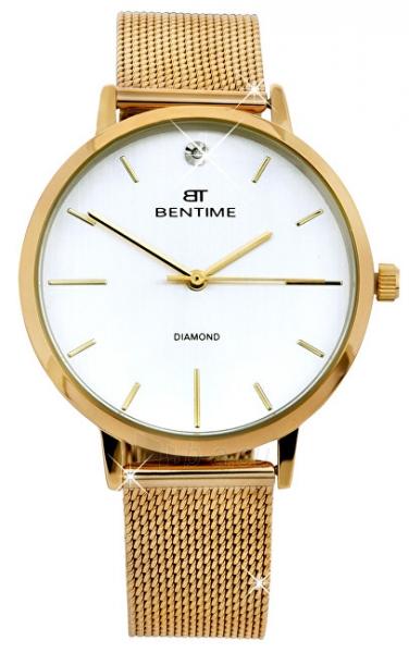 Sieviešu pulkstenis Bentime Dámské hodinky s diamantem 044-9MB-PT11894N Paveikslėlis 1 iš 4 310820159216