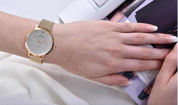 Sieviešu pulkstenis Bentime Dámské hodinky s diamantem 044-9MB-PT11894N Paveikslėlis 4 iš 4 310820159216