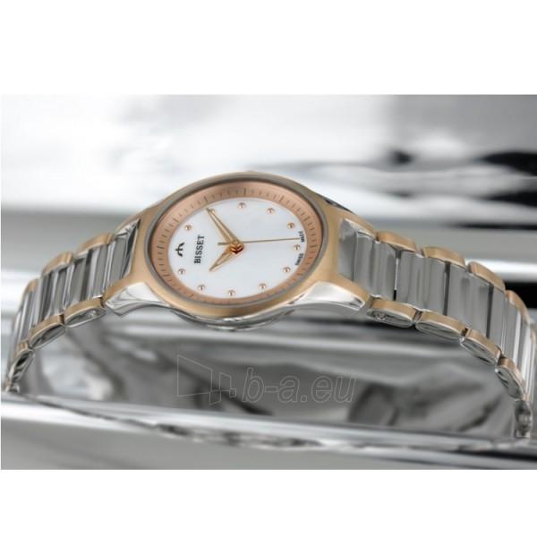 Moteriškas laikrodis BISSET Aigle BSBD48TIMZ03BX Paveikslėlis 1 iš 1 30069505656