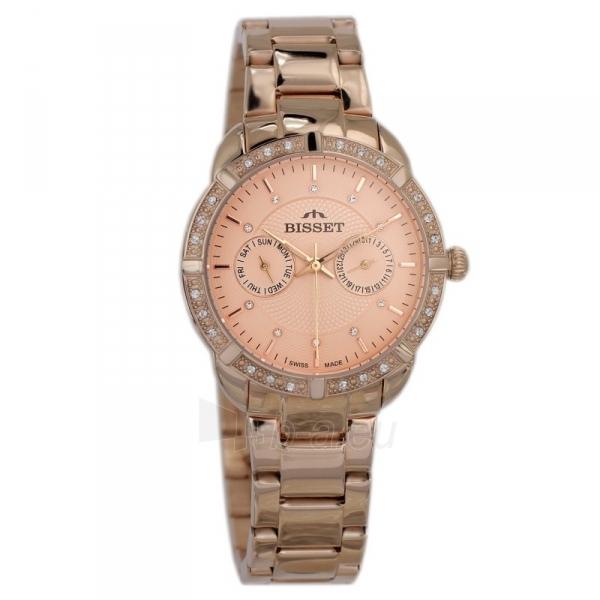 Moteriškas laikrodis BISSET Alfa BSBE13RIRX03BX Paveikslėlis 1 iš 3 30069509254