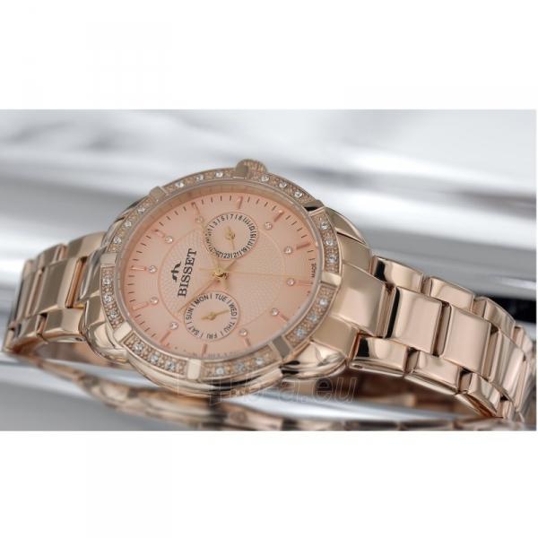 Moteriškas laikrodis BISSET Alfa BSBE13RIRX03BX Paveikslėlis 2 iš 3 30069509254