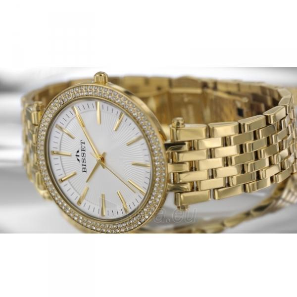 Moteriškas laikrodis BISSET Andoro BSBD80GISX03BX Paveikslėlis 1 iš 8 30069505657