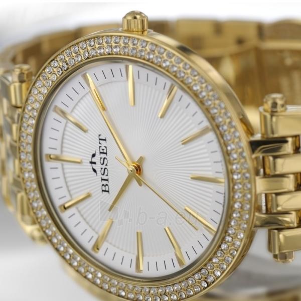 Moteriškas laikrodis BISSET Andoro BSBD80GISX03BX Paveikslėlis 2 iš 8 30069505657