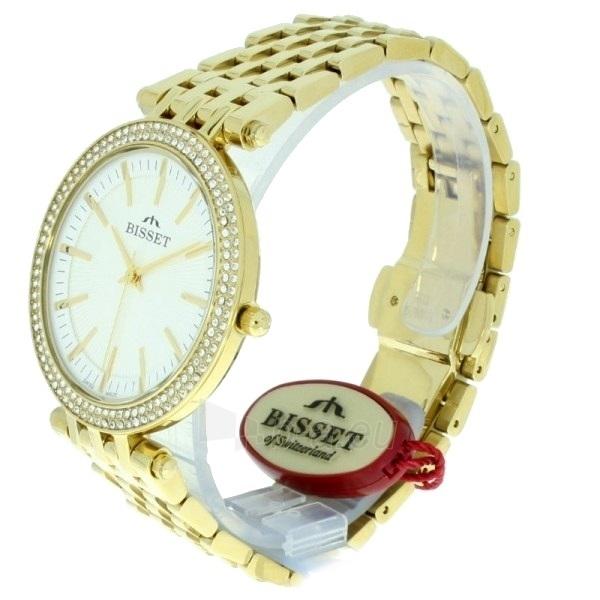 Moteriškas laikrodis BISSET Andoro BSBD80GISX03BX Paveikslėlis 3 iš 8 30069505657