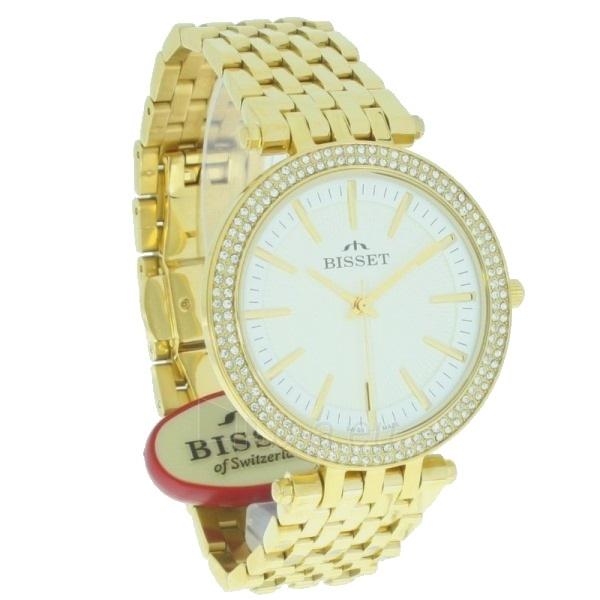 Moteriškas laikrodis BISSET Andoro BSBD80GISX03BX Paveikslėlis 7 iš 8 30069505657