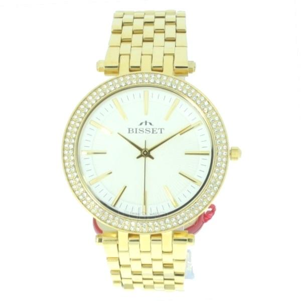 Moteriškas laikrodis BISSET Andoro BSBD80GISX03BX Paveikslėlis 8 iš 8 30069505657