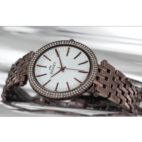 Moteriškas laikrodis BISSET Andoro BSBD80VISX03BX Paveikslėlis 1 iš 8 30069505659