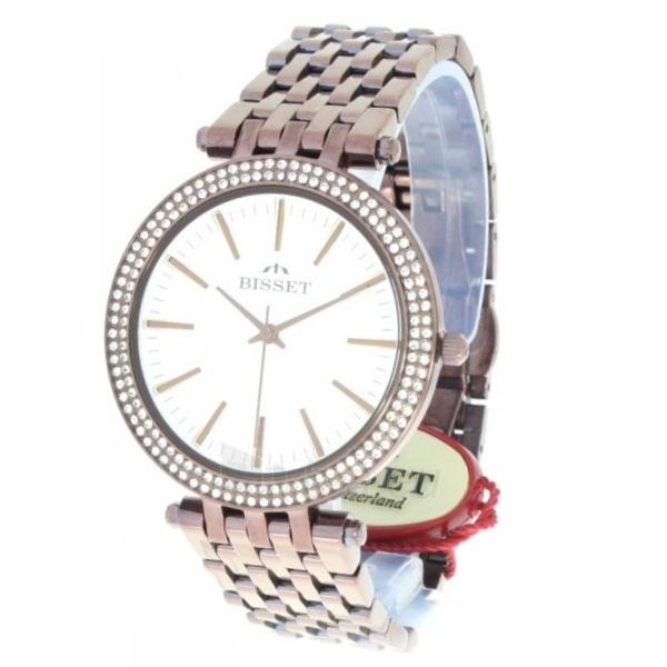 Moteriškas laikrodis BISSET Andoro BSBD80VISX03BX Paveikslėlis 3 iš 8 30069505659