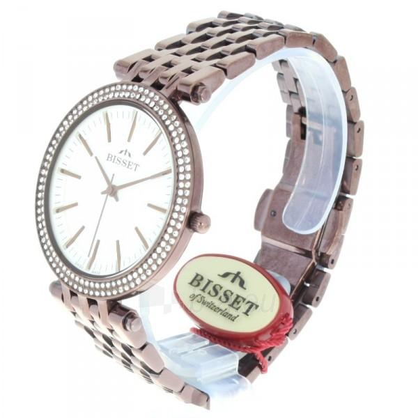 Moteriškas laikrodis BISSET Andoro BSBD80VISX03BX Paveikslėlis 4 iš 8 30069505659