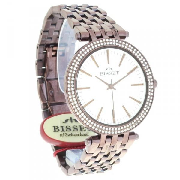 Moteriškas laikrodis BISSET Andoro BSBD80VISX03BX Paveikslėlis 8 iš 8 30069505659