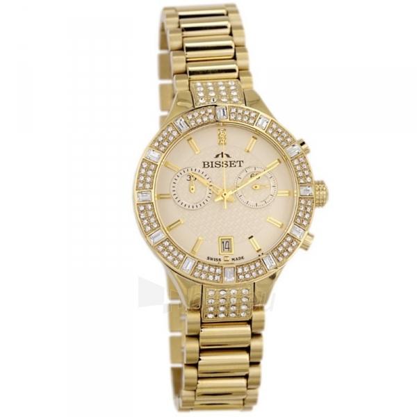 Moteriškas laikrodis BISSET Angel BSBE18GIGX05AX Paveikslėlis 2 iš 5 310820003978