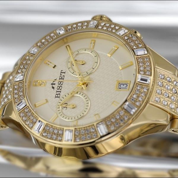 Moteriškas laikrodis BISSET Angel BSBE18GIGX05AX Paveikslėlis 4 iš 5 310820003978