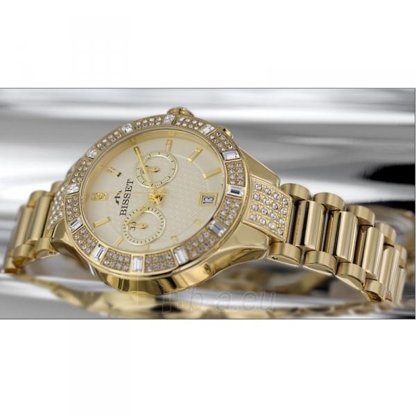 Moteriškas laikrodis BISSET Angel BSBE18GIGX05AX Paveikslėlis 5 iš 5 310820003978