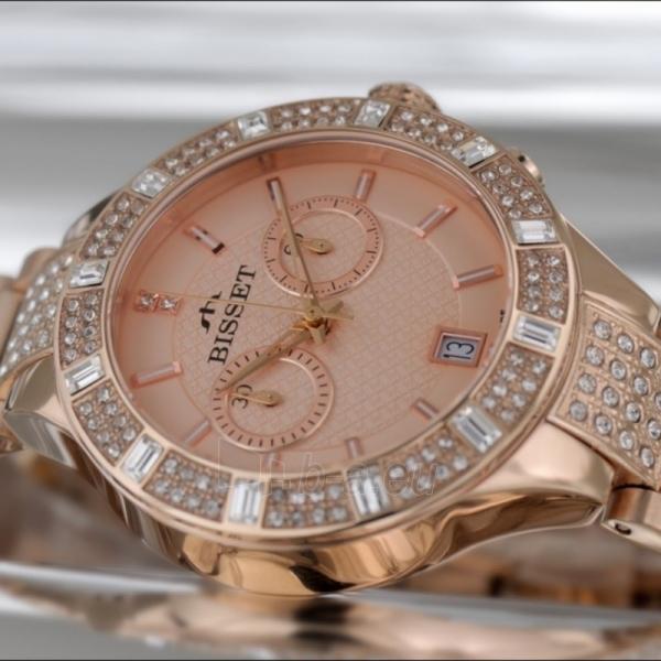 Moteriškas laikrodis BISSET Angel BSBE18RIRX05AX Paveikslėlis 3 iš 6 310820003979