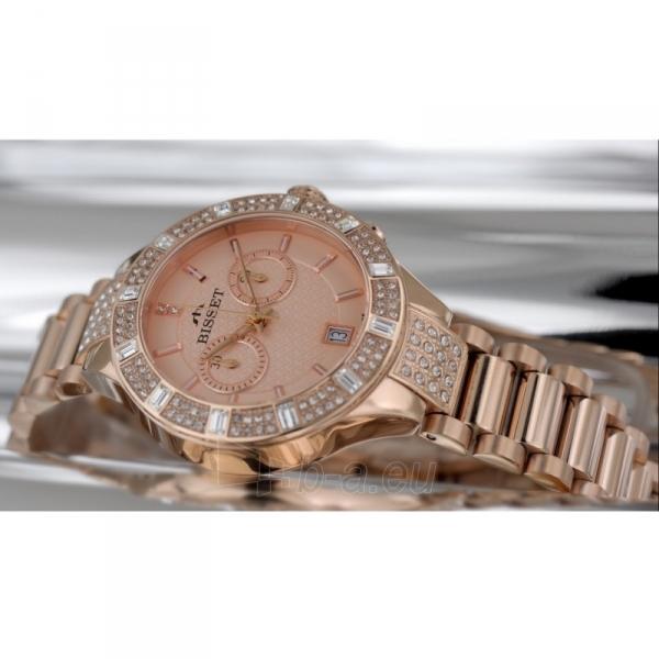 Moteriškas laikrodis BISSET Angel BSBE18RIRX05AX Paveikslėlis 4 iš 6 310820003979