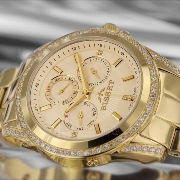 Moteriškas laikrodis BISSET Antoine BSBE17GIGX05BX Paveikslėlis 2 iš 3 310820003980