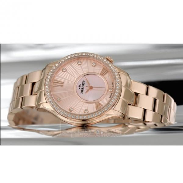 Moteriškas laikrodis BISSET APRILLA BSBE03RWRM05BX Paveikslėlis 1 iš 2 30069506520