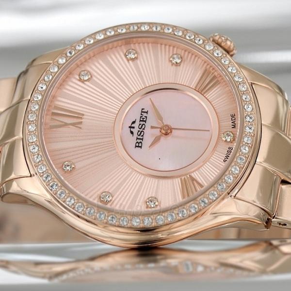 Moteriškas laikrodis BISSET APRILLA BSBE03RWRM05BX Paveikslėlis 2 iš 2 30069506520