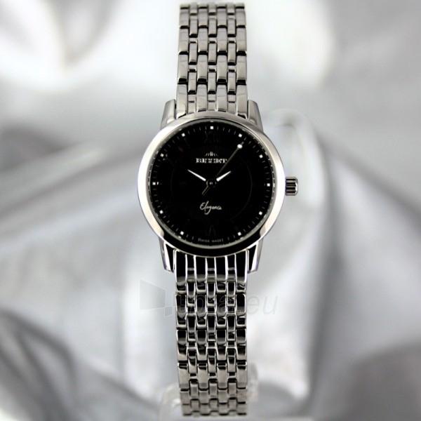 Moteriškas laikrodis BISSET Blanche Steel  BSBC37SWBX03BX Paveikslėlis 2 iš 7 30069505666