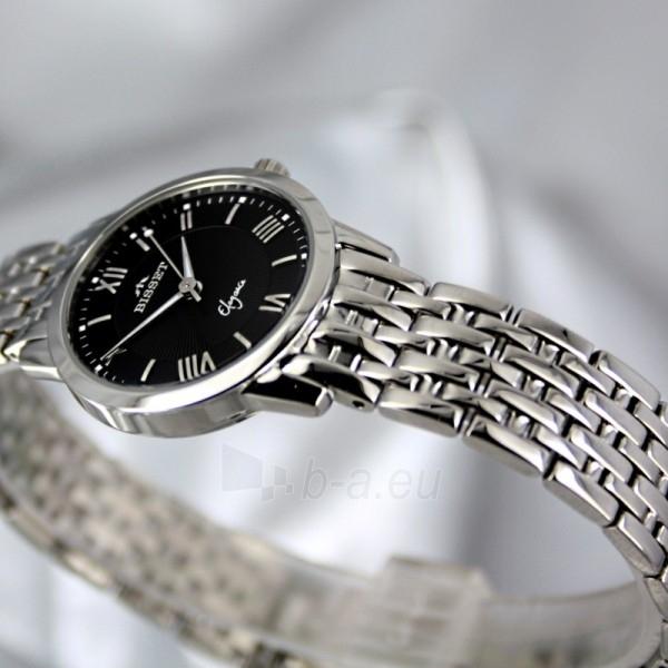 Moteriškas laikrodis BISSET Blanche Steel  BSBC37SWBX03BX Paveikslėlis 4 iš 7 30069505666