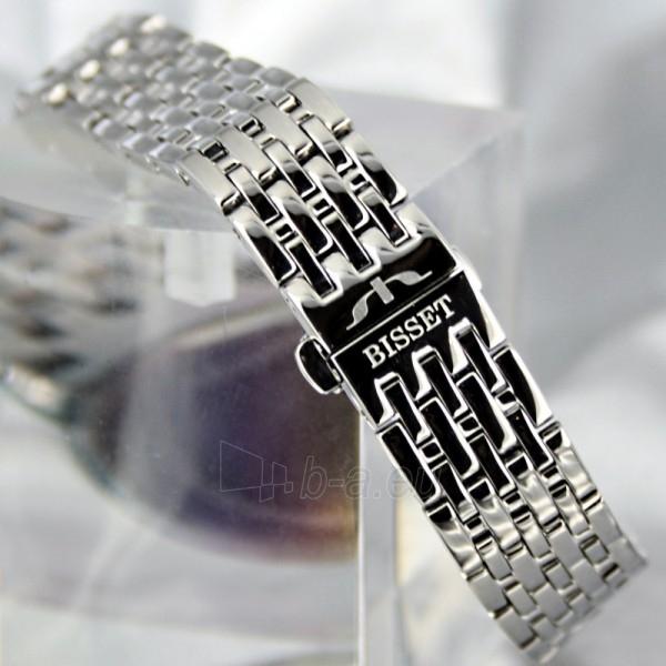 Moteriškas laikrodis BISSET Blanche Steel  BSBC37SWBX03BX Paveikslėlis 5 iš 7 30069505666
