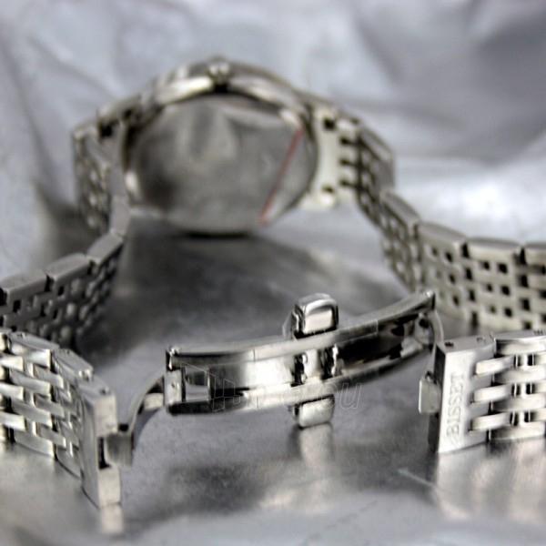 Moteriškas laikrodis BISSET Blanche Steel  BSBC37SWBX03BX Paveikslėlis 6 iš 7 30069505666