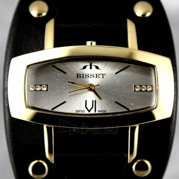 Women's watch BISSET BS25C08 LG WH BK Paveikslėlis 5 iš 7 30069505674