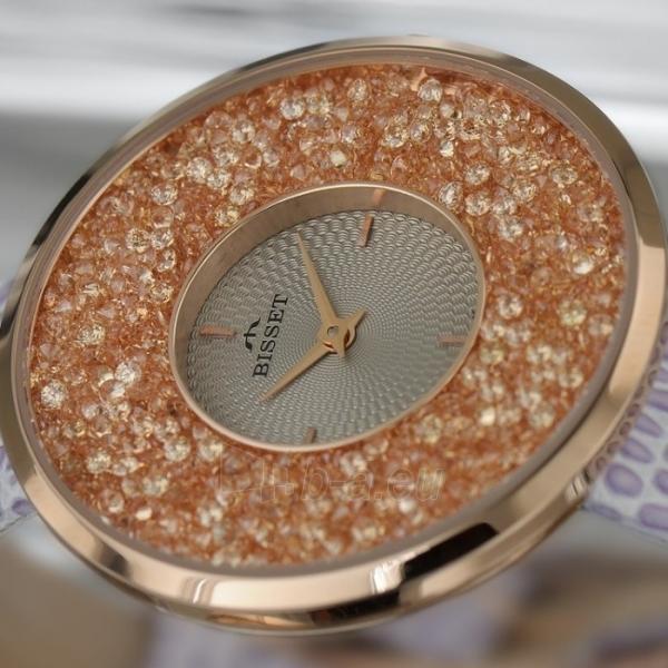 Moteriškas laikrodis BISSET BSAE04RIVX03BX Paveikslėlis 2 iš 3 30069506526